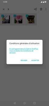 OnePlus 7 - Photos, vidéos, musique - Envoyer une photo via Bluetooth - Étape 10