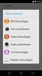 Sony Xperia Z1 Compact - E-Mail - E-Mail versenden - 11 / 16