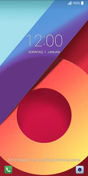 LG Q6 - Internet - Manuelle Konfiguration - 34 / 37