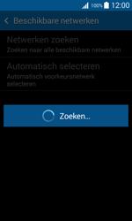 Samsung Trend 2 Lite (G318H) - Netwerk - Handmatig netwerk selecteren - Stap 10