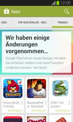Samsung Galaxy S2 mit Android 4.1 - Apps - Herunterladen - 12 / 19