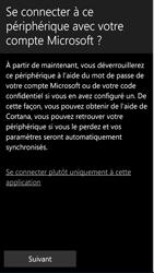 Acer Liquid M330 - Applications - Créer un compte - Étape 19