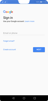 Huawei P20 - Email - 032a. Email wizard - Gmail - Step 8
