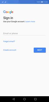 Huawei P20 - E-mail - Manual configuration (gmail) - Step 8