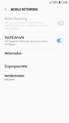 Samsung Galaxy J3 (2017) - Internet und Datenroaming - Deaktivieren von Datenroaming - Schritt 7