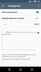 Sony Xperia XA - Internet - aan- of uitzetten - Stap 5