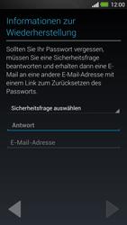 HTC One - Apps - Einrichten des App Stores - Schritt 9