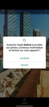 OnePlus 7T Pro - Photos, vidéos, musique - Créer une vidéo - Étape 15