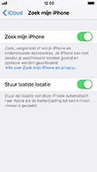 Apple iPhone 5s - iOS 12 - Beveiliging en privacy - zoek mijn iPhone activeren - Stap 13