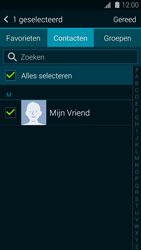 Samsung Galaxy S5 Mini - e-mail - hoe te versturen - stap 7