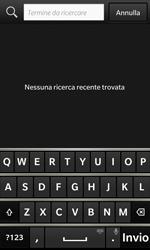 BlackBerry Z10 - Applicazioni - Configurazione del negozio applicazioni - Fase 5