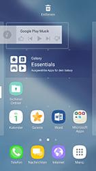 Samsung Galaxy A5 (2017) - Startanleitung - Installieren von Widgets und Apps auf der Startseite - Schritt 10