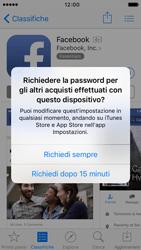 Apple iPhone 5 iOS 9 - Applicazioni - Configurazione del negozio applicazioni - Fase 27