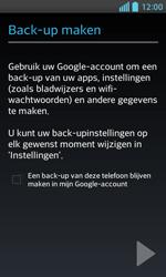 LG E460 Optimus L5 II - apps - account instellen - stap 23