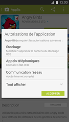Samsung Galaxy S 5 - Applications - Installation d