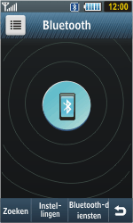 Samsung S8000 Jet - bluetooth - aanzetten - stap 5