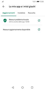Huawei Mate 10 Pro - Android Pie - Applicazioni - Come verificare la disponibilità di aggiornamenti per l