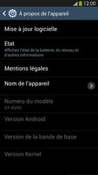 Samsung Galaxy S 4 Active - Logiciels - Installation de mises à jour - Étape 7