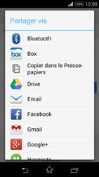 Sony Xperia E3 - Internet - navigation sur Internet - Étape 20