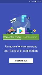 Samsung Galaxy A3 (2017) - Applications - Comment vérifier les mises à jour des applications - Étape 4