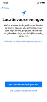 Apple iphone-11-model-a2221 - Instellingen aanpassen - Nieuw toestel instellen - Stap 32