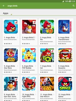 Samsung Galaxy Tab A 9.7 - Apps - Herunterladen - 16 / 20