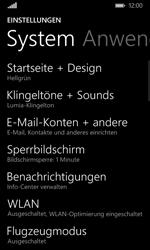 Microsoft Lumia 435 - E-Mail - Konto einrichten - Schritt 4