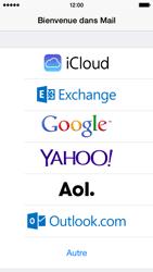 Apple iPhone 5s (iOS 8) - E-mails - Ajouter ou modifier un compte e-mail - Étape 5
