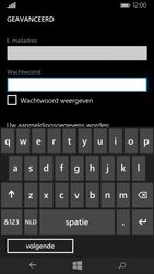 Nokia Lumia 735 - E-mail - e-mail instellen: POP3 - Stap 9
