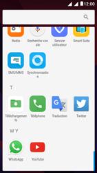 Alcatel Pixi 4 (5) - MMS - envoi d