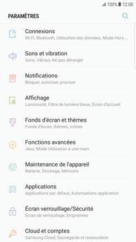 Samsung Samsung G928 Galaxy S6 Edge + (Android N) - Réseau - Changer mode réseau - Étape 4
