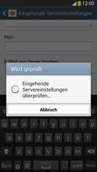 Samsung Galaxy S4 LTE - E-Mail - Konto einrichten - 1 / 1
