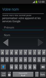 Samsung Galaxy Ace 3 - Premiers pas - Créer un compte - Étape 12