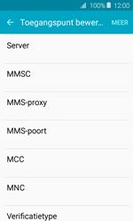 Samsung J120 Galaxy J1 (2016) - MMS - Handmatig instellen - Stap 10