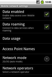 Alcatel OT-991 Smart - Internet - Usage across the border - Step 6