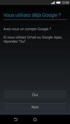 HTC Desire 610 - Premiers pas - Créer un compte - Étape 8