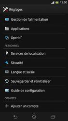 Sony Xpéria SP - Sécuriser votre mobile - Personnaliser le code PIN de votre carte SIM - Étape 4