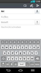 LG G2 - E-Mail - E-Mail versenden - Schritt 5