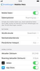 Apple iPhone 6s - Netzwerk - Netzwerkeinstellungen ändern - 0 / 0