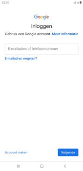 Samsung Galaxy J4 Plus - Applicaties - Account instellen - Stap 5