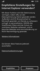 Nokia Lumia 930 - Internet und Datenroaming - Verwenden des Internets - Schritt 4