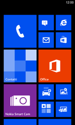 Nokia Lumia 925 - Applicazioni - Installazione delle applicazioni - Fase 1