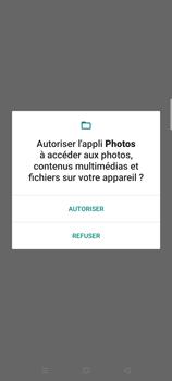 Oppo Find X2 Lite - Photos, vidéos, musique - Envoyer une photo via Bluetooth - Étape 5