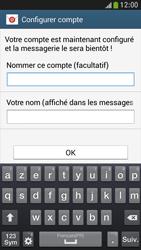 Samsung Galaxy S 4 Mini LTE - E-mail - configuration manuelle - Étape 16