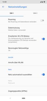 Nokia 6.2 - Netzwerk - So aktivieren Sie eine 4G-Verbindung - Schritt 8