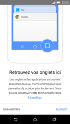 HTC One M9 - Internet - Navigation sur Internet - Étape 4