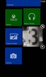 Nokia Lumia 925 - Getting started - Personalising your Start screen - Step 7