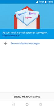 ZTE Blade V9 - E-mail - Handmatig instellen (gmail) - Stap 5