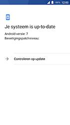 Doro 8035 - Software updaten - Update installeren - Stap 6