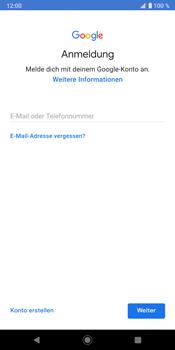 Sony Xperia XZ3 - E-Mail - Konto einrichten (gmail) - Schritt 9